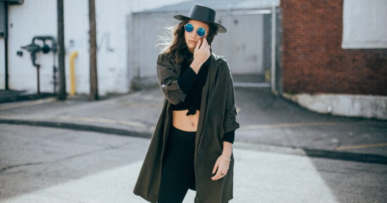 Statement Jackets for Fall