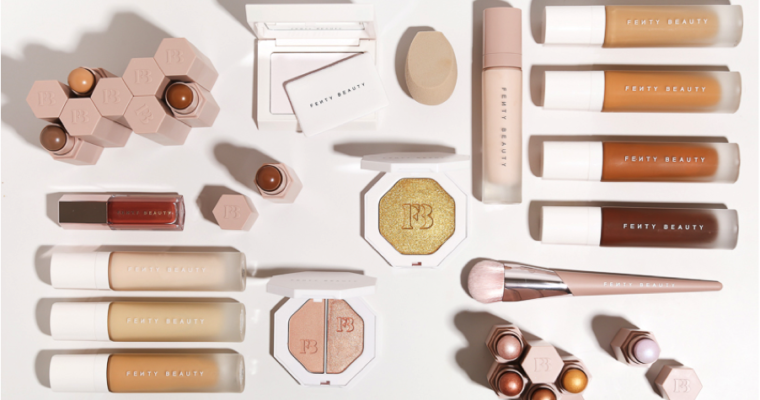 5 Must-Have Products from Rihanna's Fenty Beauty Line