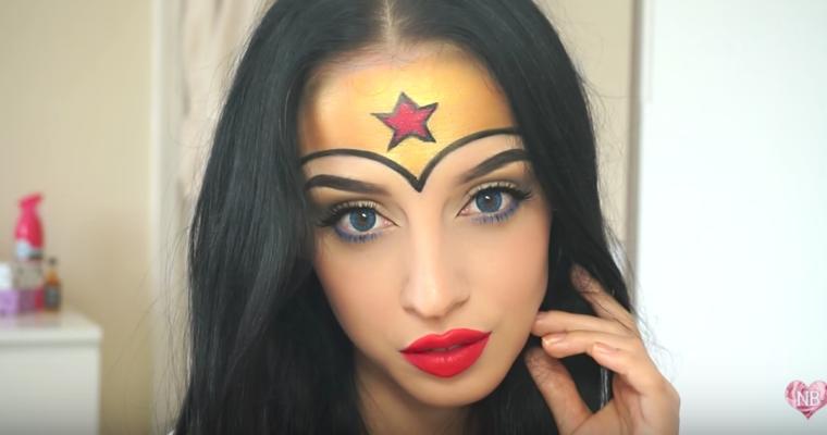 5 Last-Minute Fun Halloween Makeup Ideas