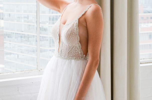 Blushing Brides Hit The Runway: The Best Shows at New York Bridal Fashion Week
