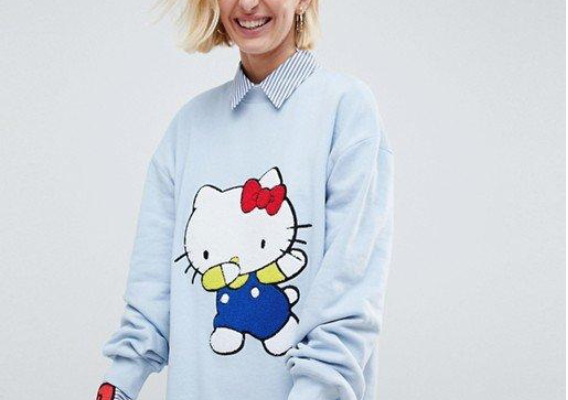 ASOS X Hello Kitty Collab Will Have You Reliving Your Childhood