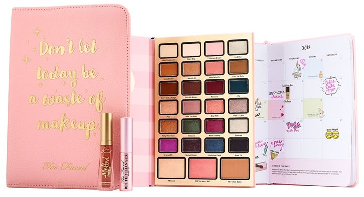 5 Holiday Makeup Sets that are Totally Worth the Splurge
