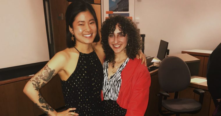 A Conversation with Refinery29's Kayla Issacs and Eumi Pok